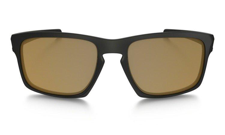 6ebc6f68b6 ... Oakley Sunglasses SLIVER Matte Black Bronze Polarized OO9262-08 ...