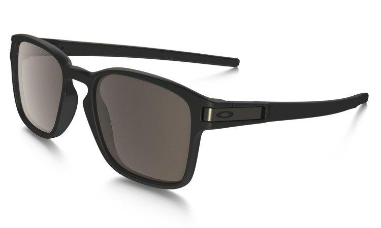46253531f6 Oakley Sunglasses LATCH SQ Matte Black Warm Gray OO9353-01 OO9353-01 ...