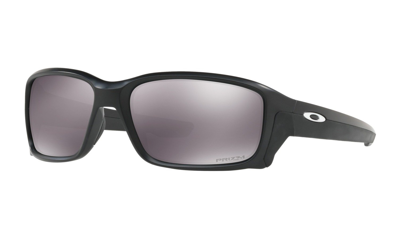 3a8d901c0b ... Oakley Sunglasses STRAIGHTLINK Prizm Black - Matte Black   Prizm Black  Iridium OO9331-14 ...