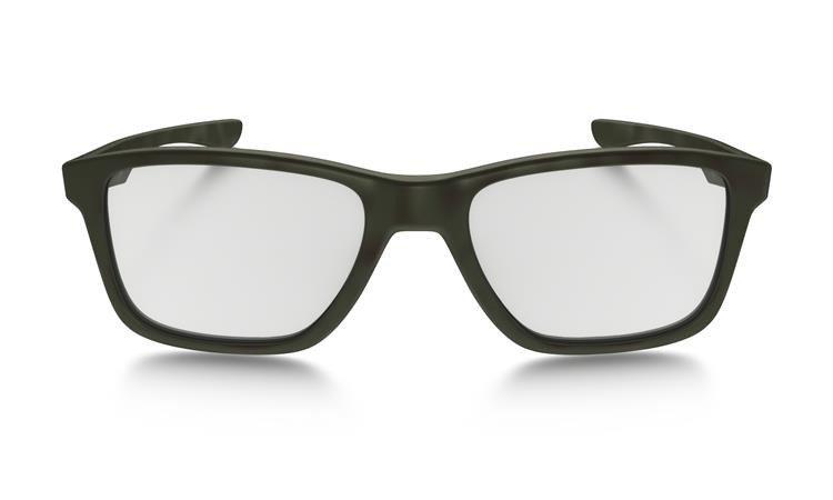 0e6d792a1e ... Oakley Optical Frame TRIM PLANE Matte Green Tortoise OX8107-05 ...