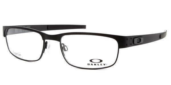 8c7e3aa9a555 Oakley Optical frame METAL PLATE Matte Black 22-198 22-198 || ox5038 ...