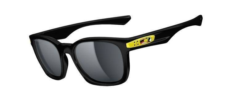 48b39cd607 Oakley Sunglasses VALENTINO ROSSI SIGNATURE SERIES GARAGE ROCK™ Polished  Black Grey OO9175-29 OO9175-29