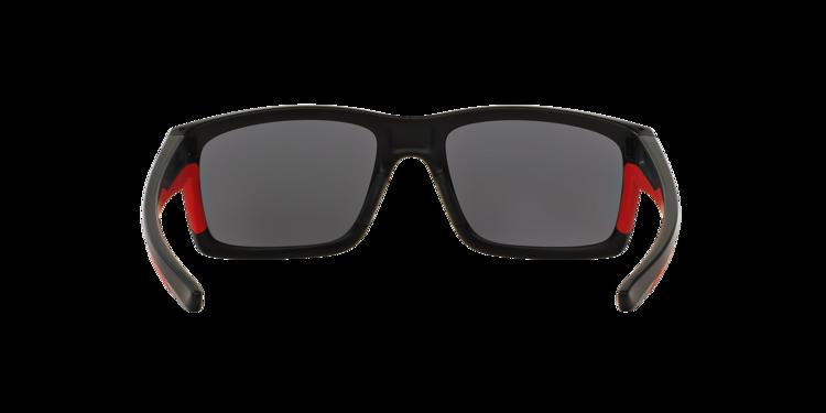 b80580bd63 ... OAKLEY Sunglasses MAINLINK Matte Black   Black Iridium OO9264-12 ...