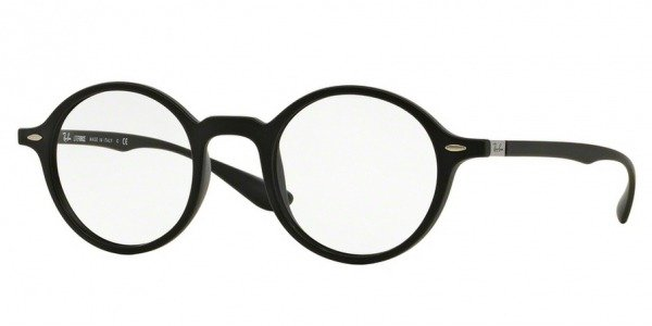 Ray-Ban Optical frame ROUND LITEFORCE RB7069 - 5204 RB7069 - 5204 ...