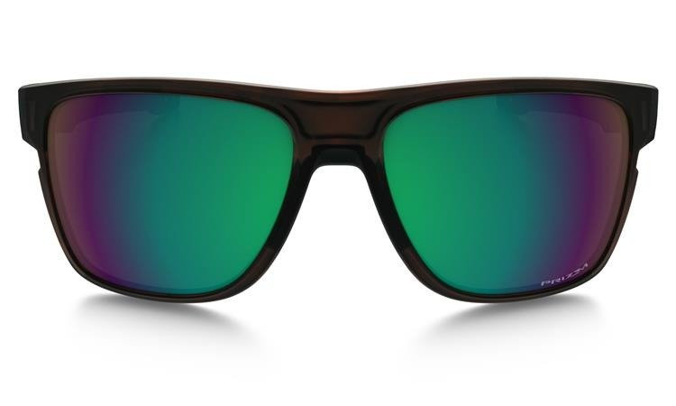 8a96d14e5bc ... Oakley Sunglasses CROSSRANGE XL Matte Rootbeer Tortoise   Prizm Shallow  Water Polarized OO9360-10 ...