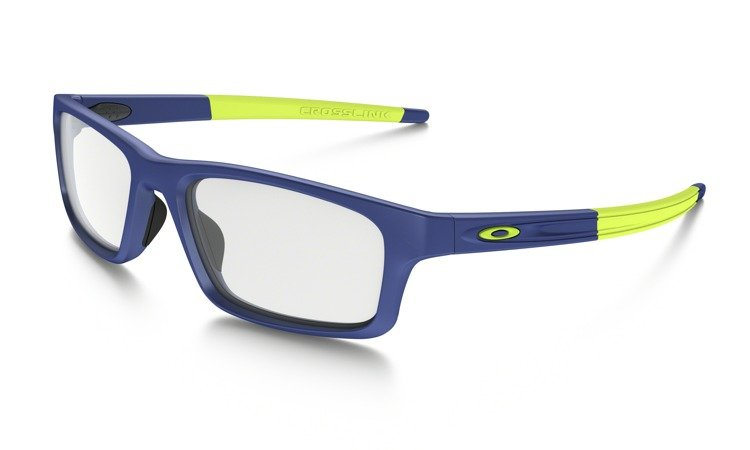 e62fa324bc Oakley Optical frame CROSSLINK PITCH Satin Navy OX8037-07 OX8037-07 ...