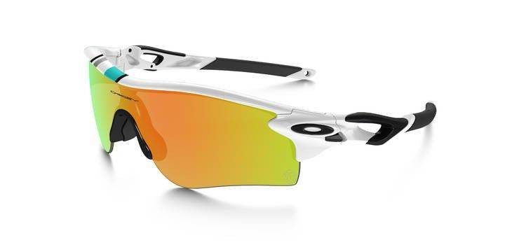 b34152bb9c Oakley Sunglasses RADARLOCK PATH 30 YEARS SPORT SPECIAL EDITION Polished  White Fire Iridium   Black Iridium OO9181-30 OO9181-30