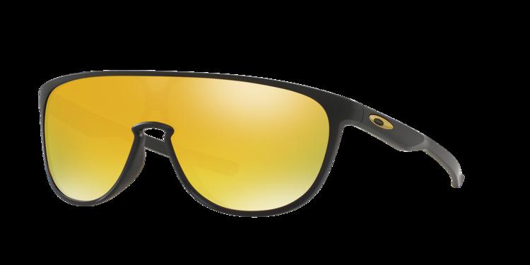 Oakley Sunglasses Trillbe Matte Black 24k Iridium Oo9318