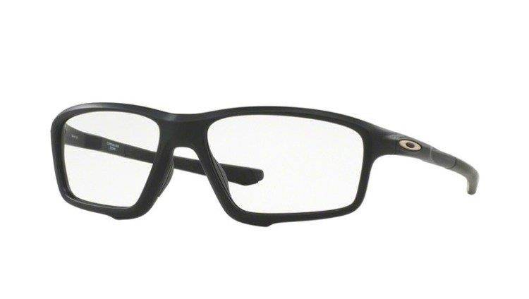 Oakley Optical Frame Crosslink Zero Satin Black OX8076-07 OX8076-07 ...