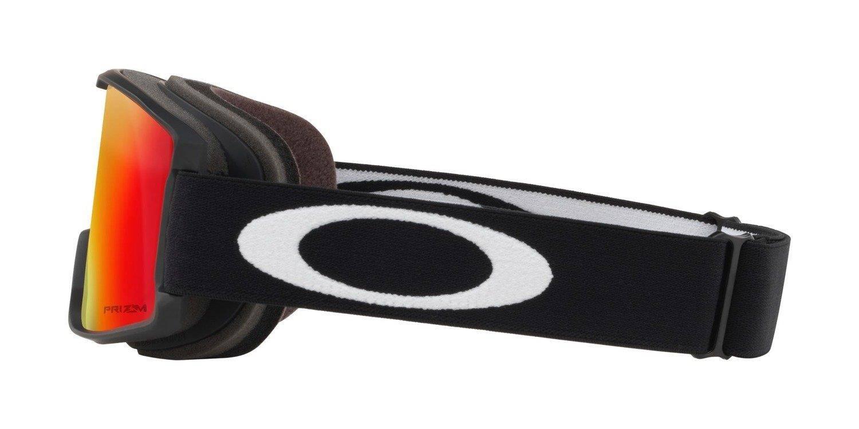 ... Oakley Goggles Line Miner Youth Matte Black   Prizm Snow Torch Iridium  OO7095-03 ... 0d6c160bd83