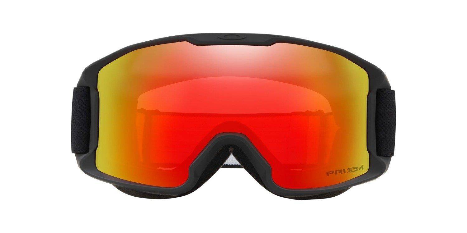 8eecabf74e2 ... Oakley Goggles Line Miner Youth Matte Black   Prizm Snow Torch Iridium  OO7095-03 ...