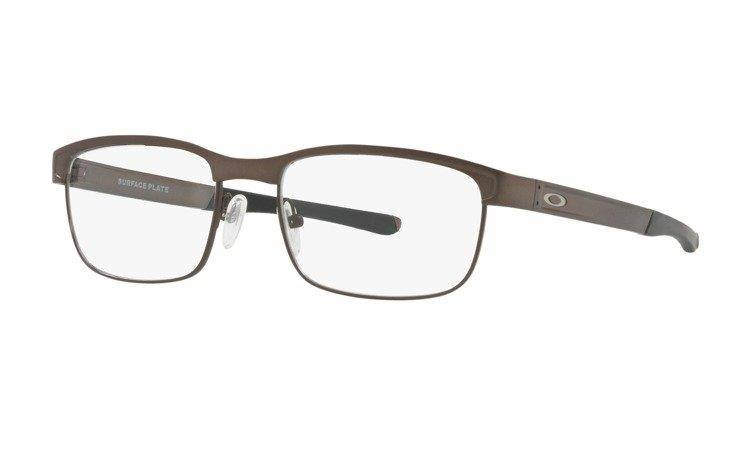 78d765e12b Oakley Optical Frame SURFACE PLATE Pewter OX5132-02