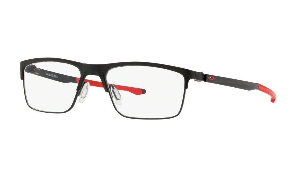 91ad97e49f23 Oakley Optical Frame CARTRIDGE Satin Black OX5137-04   OPTICAL ...