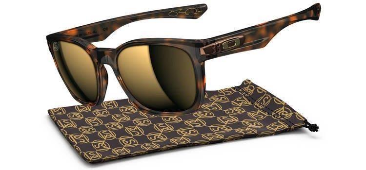 e00b1c353de Oakley Sunglasses SHAUN WHITE SIGNATURE SERIES POLARIZED GARAGE ROCK Brown  Tortoise 24K Polarized OO9175-19 Oakley Sunglasses SHAUN WHITE SIGNATURE  SERIES ...
