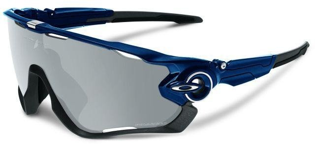 7fbb074601 Oakley Sunglasses JAWBREAKER Navy Chrome Iridium Polarized OO9290-12  OO9290-12