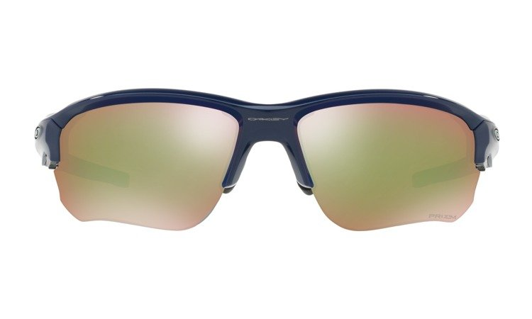 4d7cc82477 ... Oakley Sunglasses FLAK® DRAFT Navy   Prizm Shallow Water Polarized  OO9364-07 ...