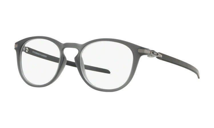f5df9dca3425 ... Oakley Optical Frame PITCHMAN R CARBON Satin Grey Smoke OX8149-02 ...