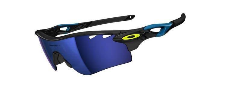 277952f49e Oakley Sunglasses LIMITED EDITION FATHOM RADARLOCK™ PATH STRAIGHT STEM  Polished Black Ice Iridium Vented