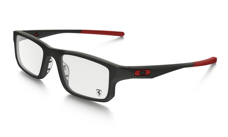 492e6d52630 Oakley Optical Frame SCUDERIA FERRARI® COLLECTION VOLTAGE Satin Black  OX8049-07 OX8049-07
