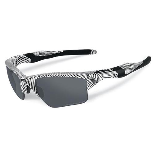 fc159d576fb Oakley Sunglasses HALF JACKET 2.0 XL Fingerprint White Black Iridium  Polarized OO9154-51 OO9154-51