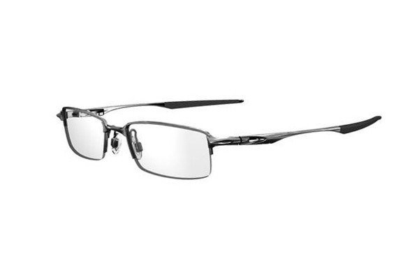 45db62bd7c OAKLEY Optical Frame HALFSHOCK Brushed Chrome OX3119-04 OX3119-04 ...