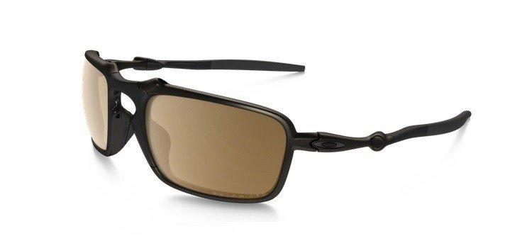 958eeba07b9 Oakley Sunglasses BADMAN Pewter Tungsten Iridium Polarized OO6020-02 OO6020- 02