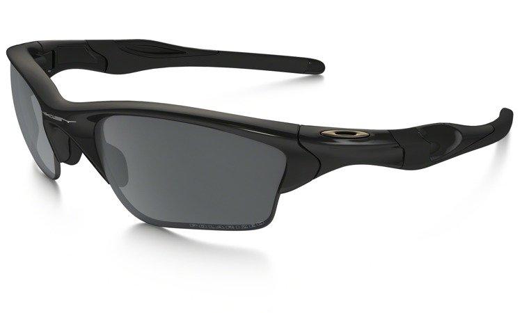 91175fb043f44 OAKLEY Sunglasses HALF JACKET 2.0 XL Matte Black   Black Iridium Polarized  OO9154-46 OO9154-46