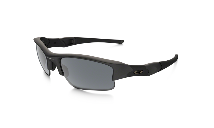 be39968d8de8 Oakley Sunglasses FLAK JACKET XLJ Matte Black Black Iridium 24-434 24-434
