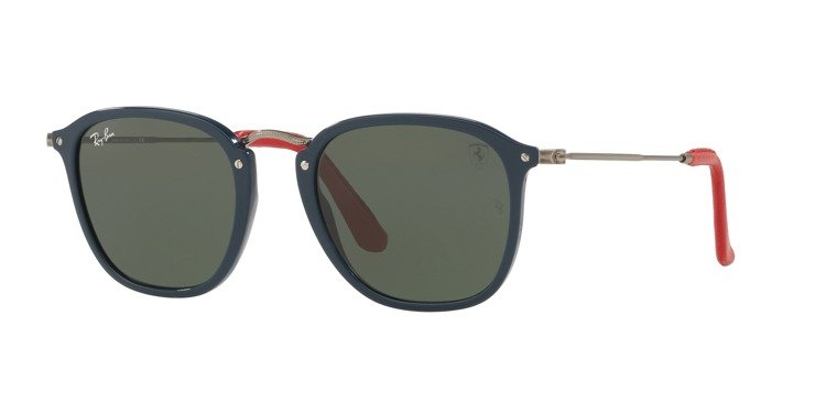 4753527e73e Ray-Ban Sunglasses SCUDERIA FERRARI RB2448NM-F60631