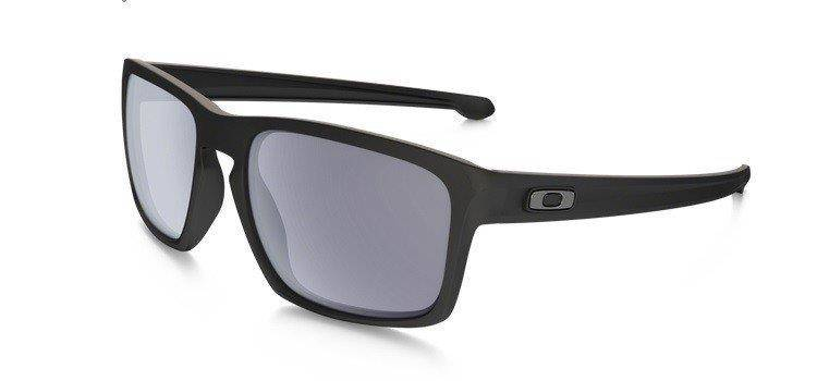 2dcd37d060 Oakley Sunglasses SLIVER Matte Black Grey OO9262-01