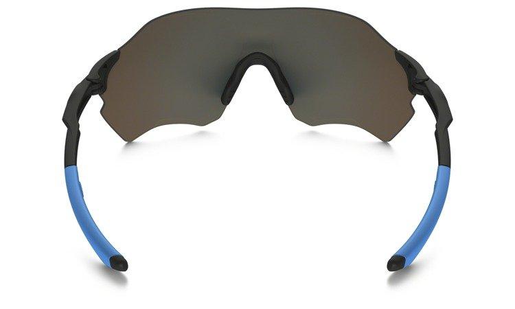 42d4208511e ... Oakley Sunglasses EVZERO RANGE Matte Black  Sapphire Iridium Polarized  OO9327-07 ...