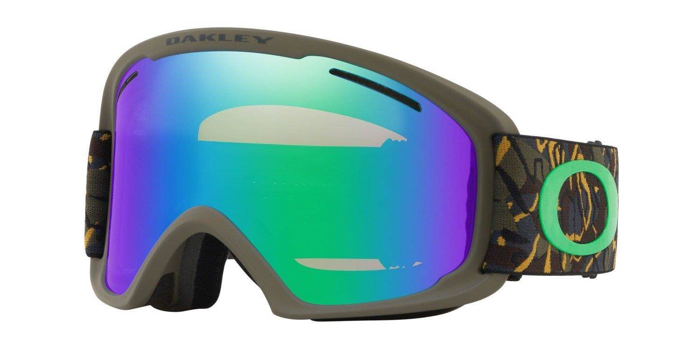 d2b361be5a ... Oakley Goggles O Frame 2.0 XL Camo Vine Jungle   Jade Iridium    Persimmon OO7045- ...