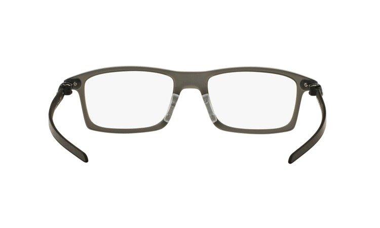 507150e8053e6 ... OAKLEY Optical Frame Pitchman Carbon Satin Grey Smoke OX8092-02 ...
