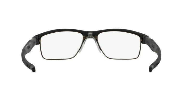 362880edf8 ... Oakley Optical frame Crosslink Switch Satin black demo lens OX3128-01  ...