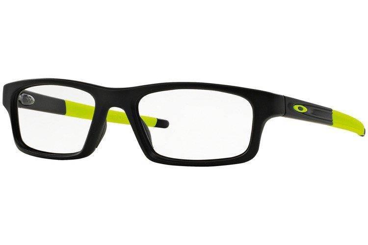 394e2e4444 Oakley Optical frame CROSSLINK PITCH Satin Black Retina Burn OX8037-09  OX8037-09