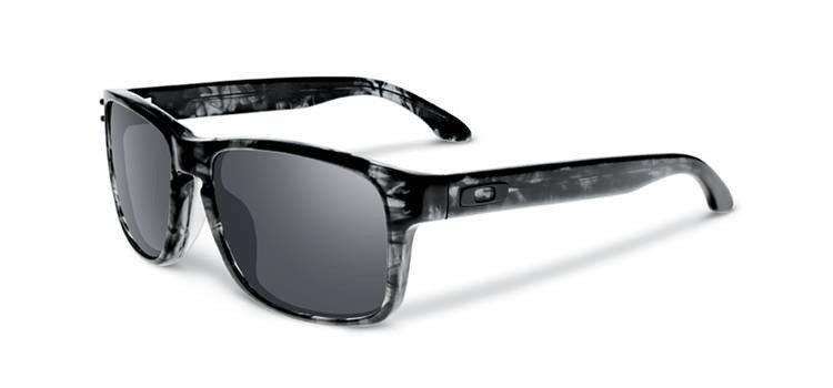 76047c001f Oakley Sunglasses HOLBROOK LX Dark Grey Tortoise Black Iridium OO2048-02  OO2048-02