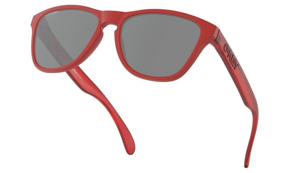 d4a1c19de9 Oakley FROGSKINS XS Matte Red ... OJ9006-08