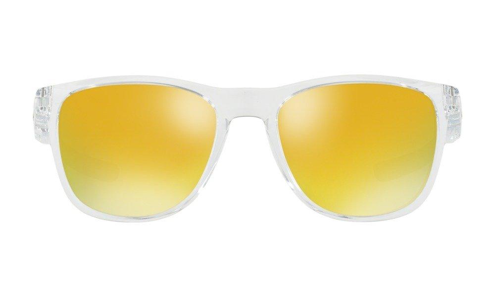 f7bf16144c8 ... Oakley Sunglasses TRILLBE X Polished Clear 24K Iridium OO9340-16 ...