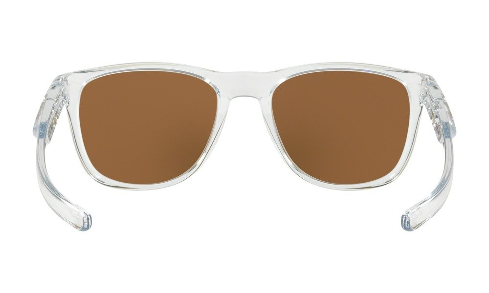 06eebbc3ce ... Oakley Sunglasses TRILLBE X Polished Clear 24K Iridium OO9340-16 ...
