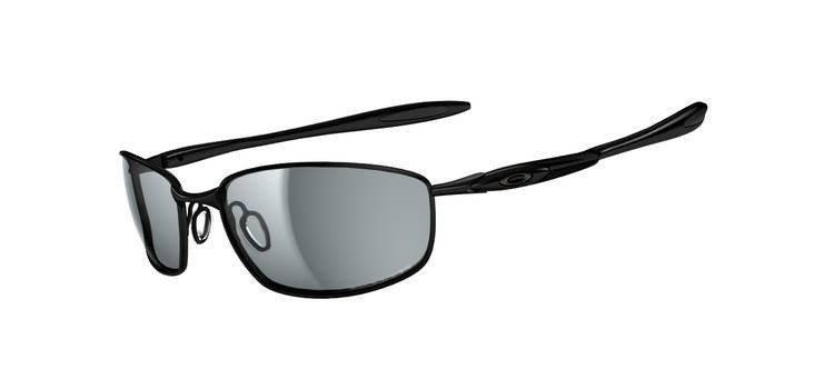 c022cdad2bb Oakley Sunglasses BLENDER Polished Black Grey Polarized OO4059-03 OO4059-03