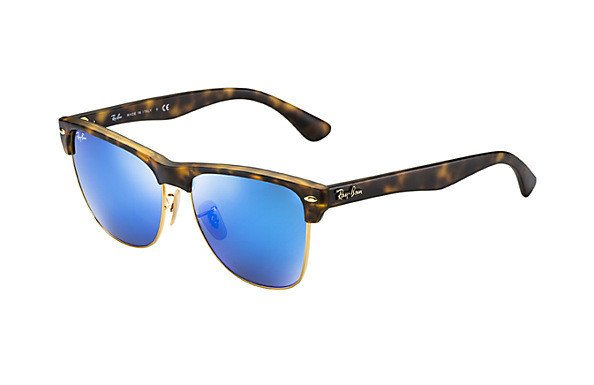 272d026eb99 Ray-Ban Sunglasses CLUBMASTER OVERSIZED RB4175 - 6092 17 RB4175 - 6092 17