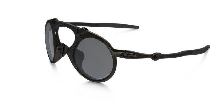 90b663146b0 Oakley Sunglasses MADMAN Pewter Black Iridium Polarized OO6019-02 OO6019-02