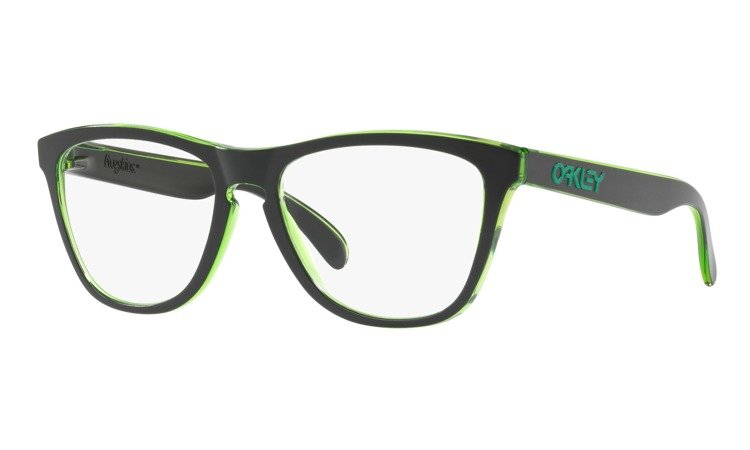 1898bc154f Oakley Optical Frame FROGSKINS Eclipse Green OX8131-02 OX8131-02 ...