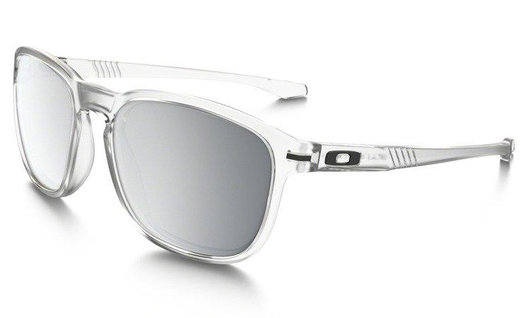 a814ca71195f Oakley Sunglasses ENDURO Matte Clear/Chrome Iridium OO9223-29 OO9223-29 | |  Oakley store | Oakley Polska | Sunglasses | Frames | Goggles | Oakley True  ...