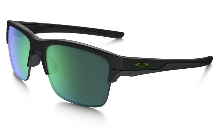 b2a5f64055c OAKLEY Sunglasses THINLINK Matte Black   Jade Iridium OO9316-09 OO9316-09