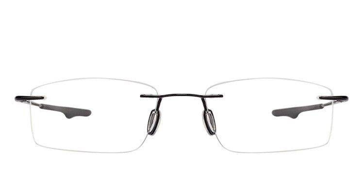 b4b44130314 ... Oakley Optical frame KEEL Polished Black OX3122-01 ...