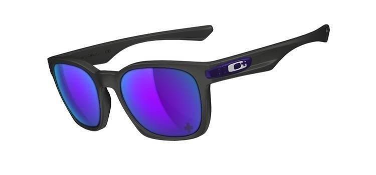fe0ca8dd14 Oakley Sunglasses GARAGE ROCK INFINITE HERO Carbon Violet Iridium OO9175-31  ...