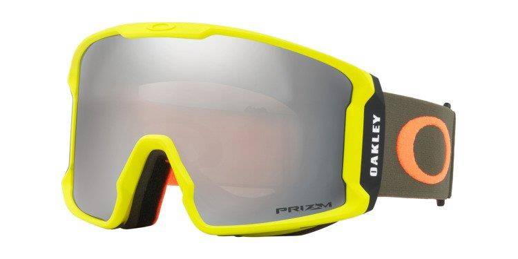 20336c8948 Gogle Oakley LINE MINER Obsessive Lines Laser Prizm Goggle Black Irid OO7070-29  OO7070-29