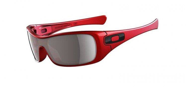 64860fac5c Oakley Sunglasses ANTIX Metallic Red Warm Grey 03-704 Oakley Sunglasses  ANTIX Metallic Red Warm Grey 03-704