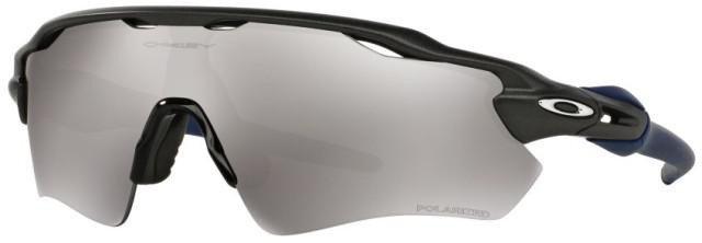 48326d519b8 Oakley Sunglasses RADAR EV PATH Matte Steel Chrome Iridium Polarized  OO9208-10 OO9208-10